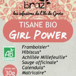Tisane Girl Power